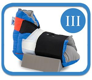 Prevalon Heel Protector III